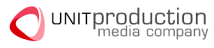 Logo von Unit Production Media Company Produktionsgesellschaft für digitale Bildtonträger mbH